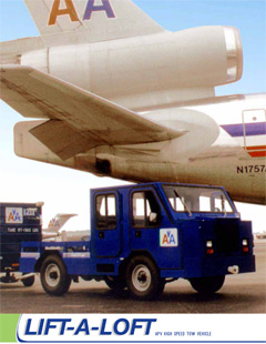 Ramp Service | Airline Ground Support Equipment (GSE) | Lift-A-Loft