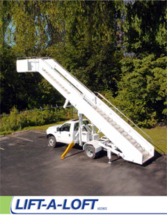 AS228  Air Stair | Ramp Service