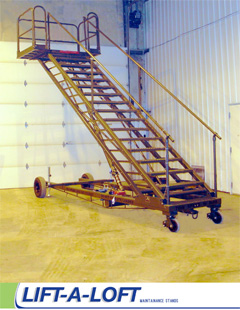 B7 Stand | Helicopter Access Solutions
