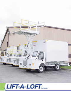 FBCT Series | Vehicle Mounted Lifts