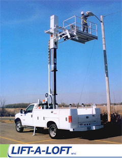 IMPAC Series | Truck Mounted Lifts