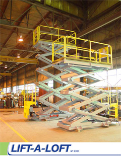 Other Aircraft Access Solutions | Government Contracting | Lift-A-Loft