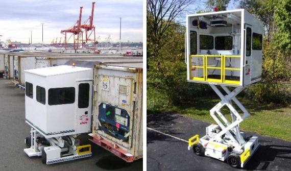 Mobile Workshop | Custom Aerial Lifts | Lift-A-Loft