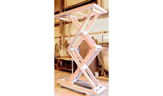 Scissor Lift Components | Custom Aerial Lifts | Lift-A-Loft