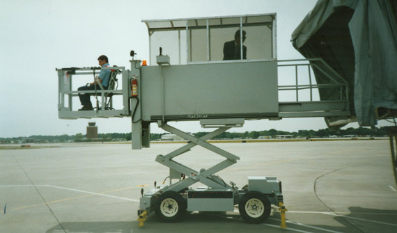 SPEDPL Disabled Passenger Lifts | Custom Solutions | Airline Ground Support Equipment (GSE)