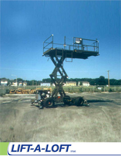 Helicopter Access Solutions | Government Contracting | Lift-A-Loft