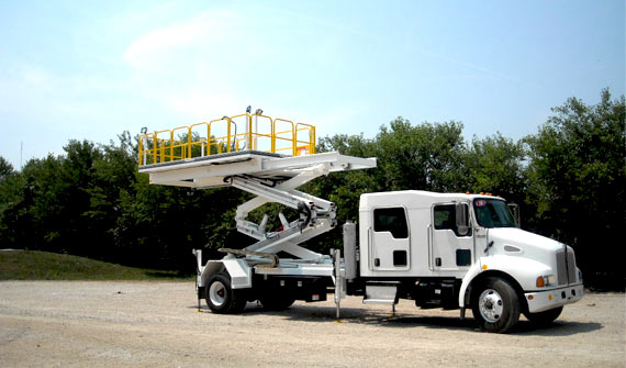 SolutionsAerial Lift Work TrucksLiftALoft