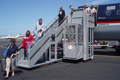 Custom Solutions | Airline Ground Support Equipment (GSE) | Lift-A-Loft